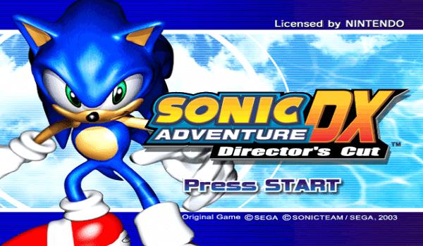 تحميل لعبة سونيك للكمبيوتر من ميديا فاير Sonic Adventure DX