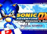 تحميل لعبة سونيك للكمبيوتر الاصلية Sonic Adventure DX