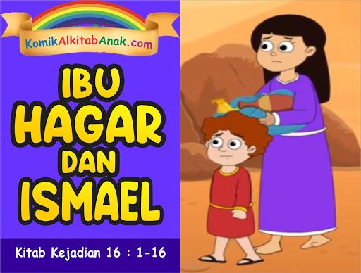 Ibu Hagar dan Ismael
