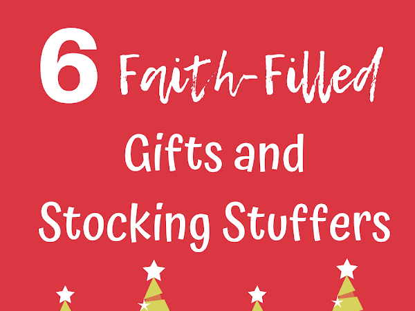 Faith-filled Gifts and Stocking Stuffers