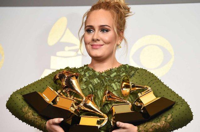 cantoras com mais premios na historia do grammy