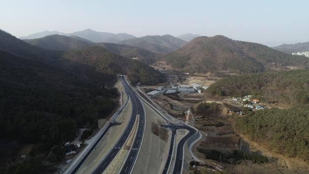 국도 5호선, 거제-마산3 2월 4일 17시 개통