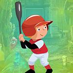 Games4King - G4K Baseball Player Escape Game