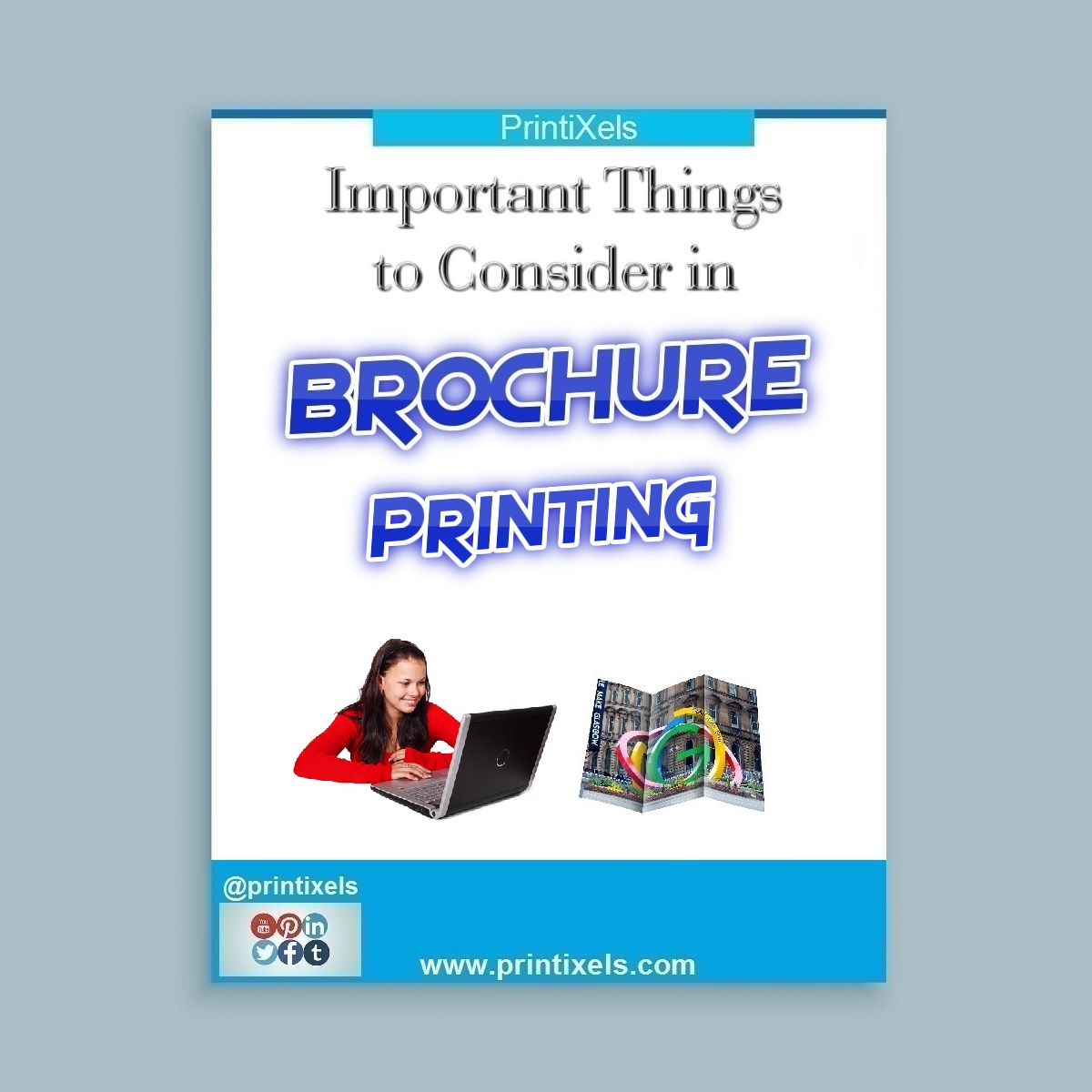 Brochure Printing: Important Things to Consider
