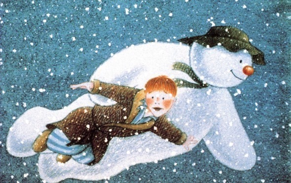 20 Christmas Eve Events for Kids in North East England - the snowman at sage