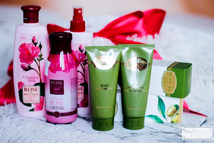 súťaž o balíček kozmetiky s BIORUZA