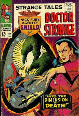 Strange Tales #152, Dr Strange