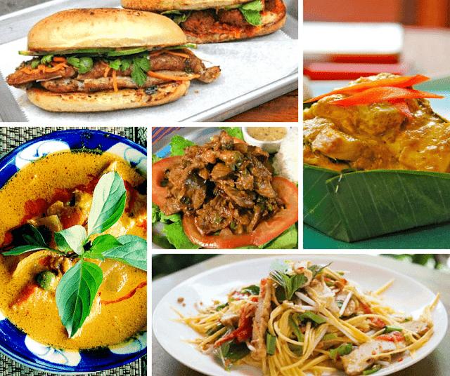 comida camboja