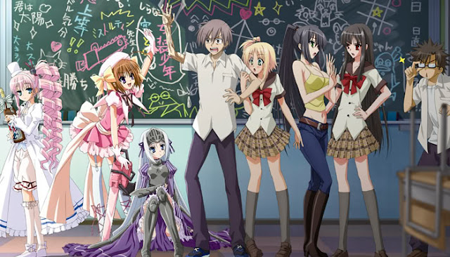 Kore wa Zombie Desu ka? (Episode 01 - 12) Batch Subtitle Indonesia