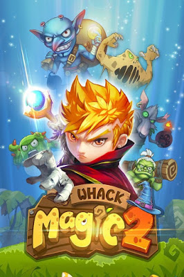 Whack Magic 2 Swipe Tap Smash Apk Mod v1.4 (Mod Money)