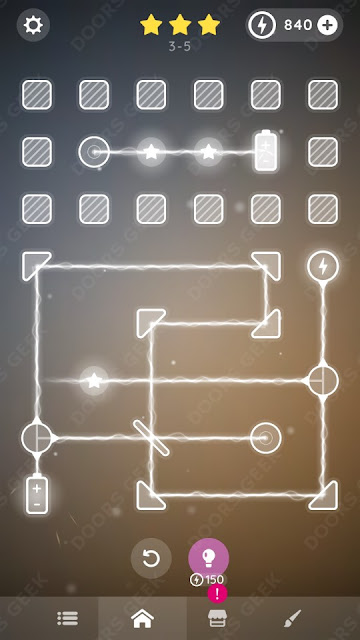 Laser Overload [Intermediate] Level 3-5 Solution, Walkthrough, Cheats