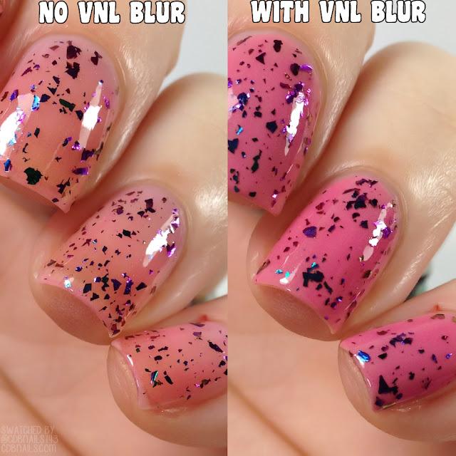 Cupcake Polish-VNL Blur