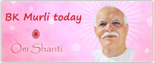 Brahma Kumaris Murli Hindi 7 November 2019