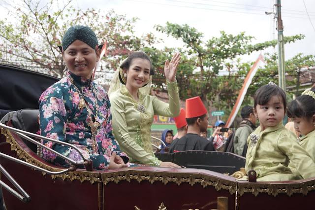 Nuansa Adat Kraton Yogyakarta Warnai Prosesi Hari Jadi 825 Trenggalek