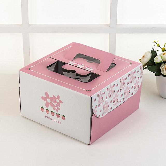 Cheap cake boxes