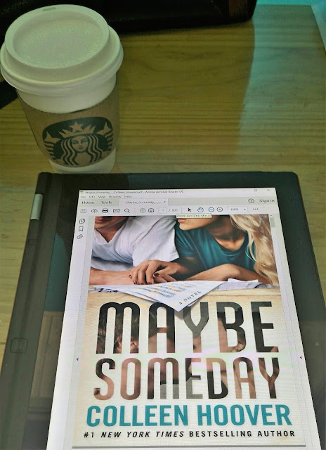 Recent Read: Maybe Someday