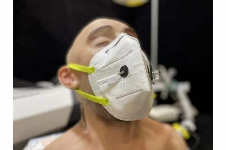 Crean mascarilla que puede detectar si tienes covid-19
