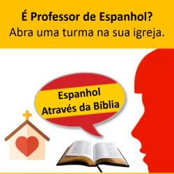 Estratégia de evangelismo - Espanhol através da Bíblia