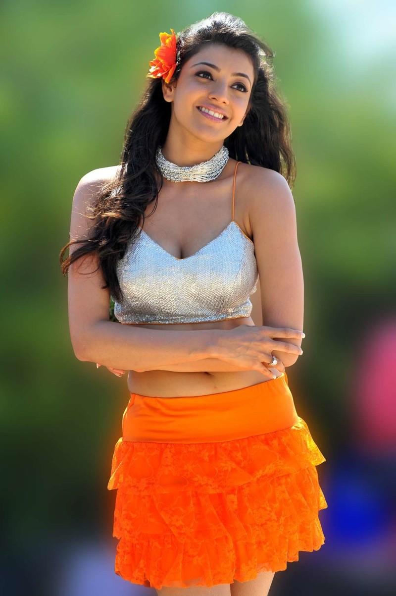 Kajal agarwal cute look