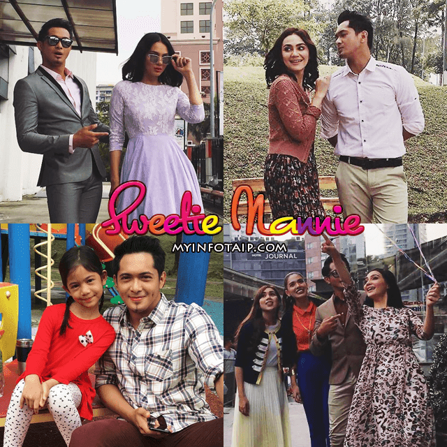 Sinopsis Drama Sweetie Nannie (TV3)