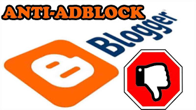 Código Anti AdBlock para Blogger