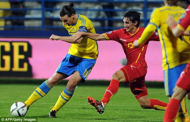 Soi kèo miễn phí Thụy Điển vs Montenegro