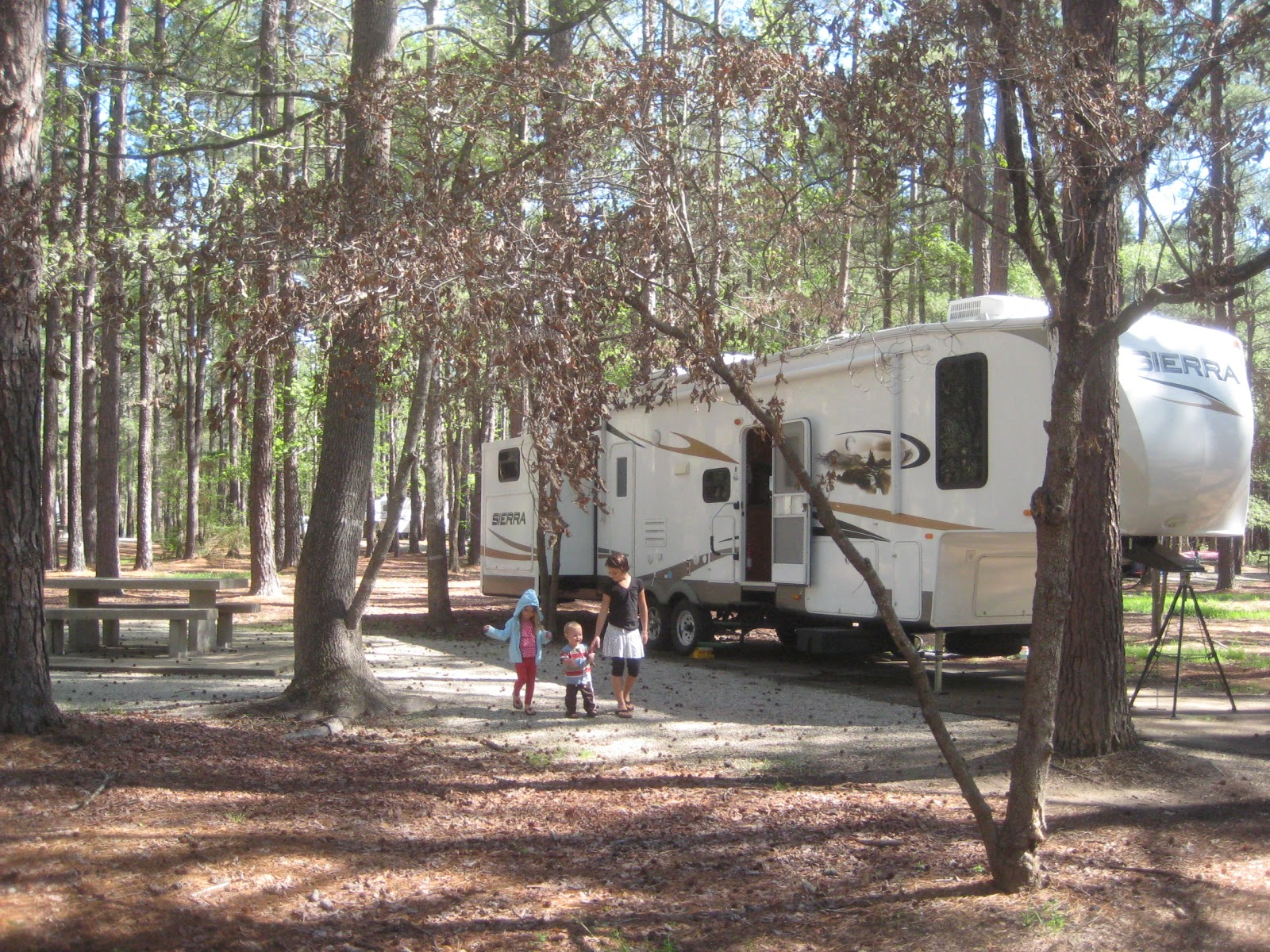 Wherever the Road Leads: Best Campgrounds