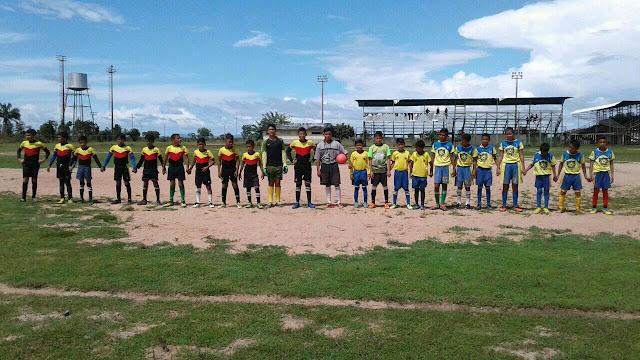 APURE: Deportivo Páez en amistosos con equipo de Amazonas.
