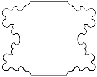 frame border hand drawn image illustration clipart digital download