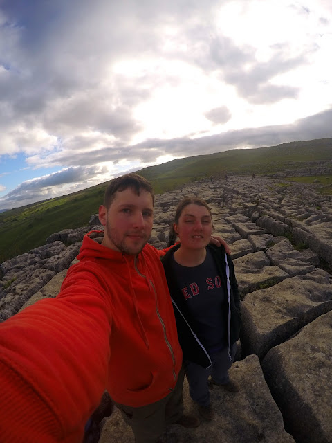 Paul Short, Malham, Malham cove, climbing, sport climbing, limestone, waterfall, Yorkshire, Yorkshire dales, Harry Potter, Deathly Hallows, Adventure, natural beauty, hike, outdoors, Go Pro, Limestone pavement, crack,