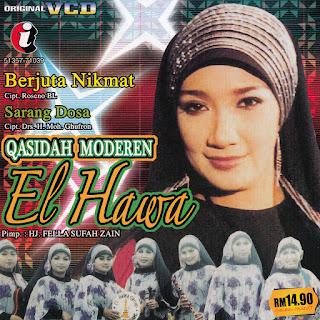 MP3 Qasidah Modern El-Hawa, El-Maya, Nasida Ria Semarang