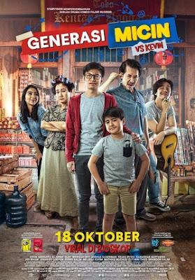 Sinopsis Film Generasi Micin vs Kevin (2018)