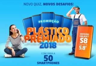 Cadastrar Promoção Braskem Plástico Premiado 2018 Quiz 50 Smartphones Galasy S8