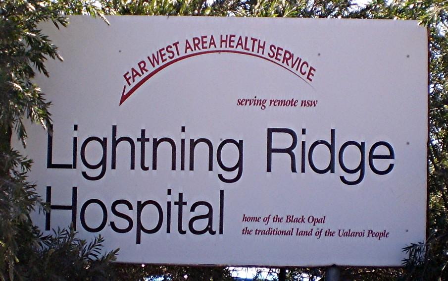 Lightning ridge to sydney