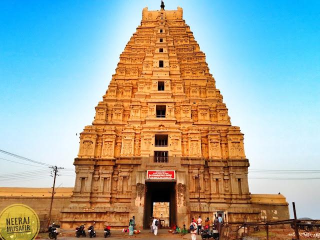 Virupaksha Temple Gopuram