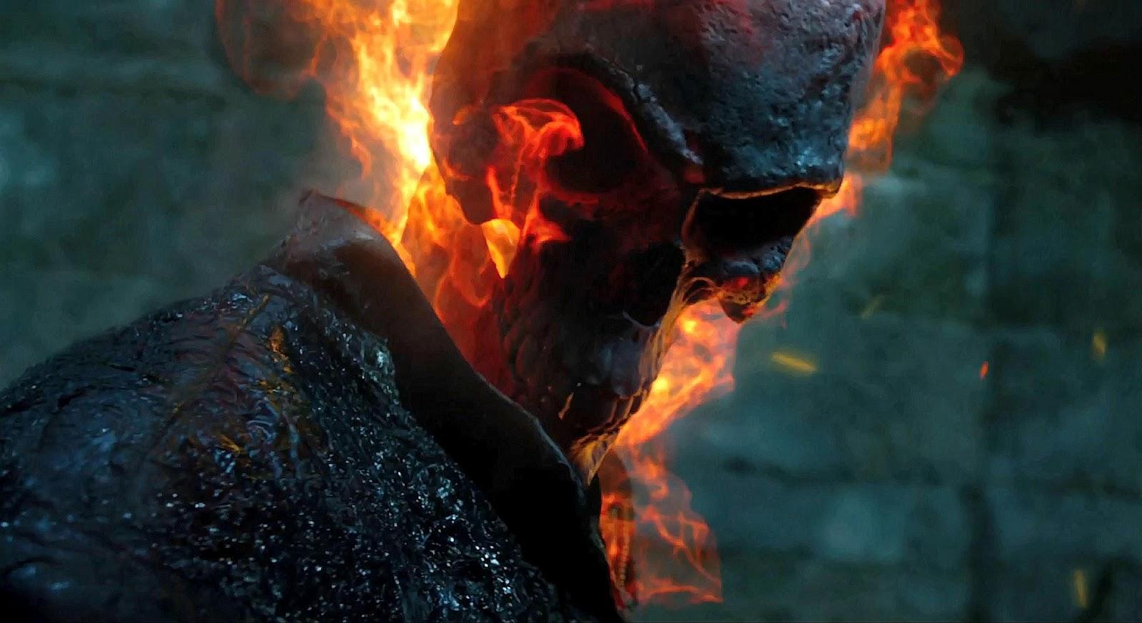 The Horror Hotel: Review : Ghost Rider - Spirit of Vengeance