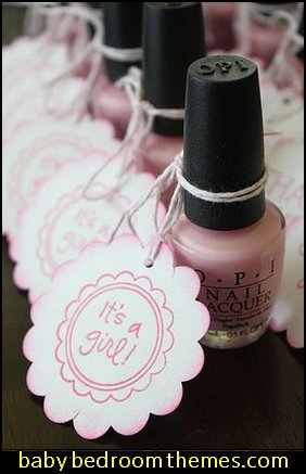 Opi Nail Lacquer, It's a Girl