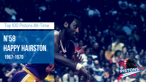 Happy Hairston | PistonsFR, actualité des Detroit Pistons en France
