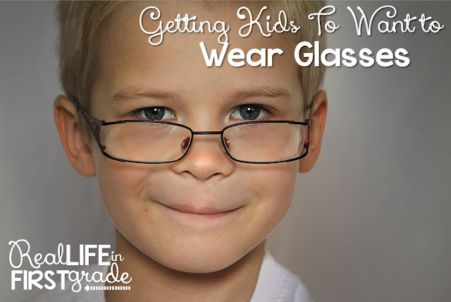 Getting Kids to Want to Wear Glasses