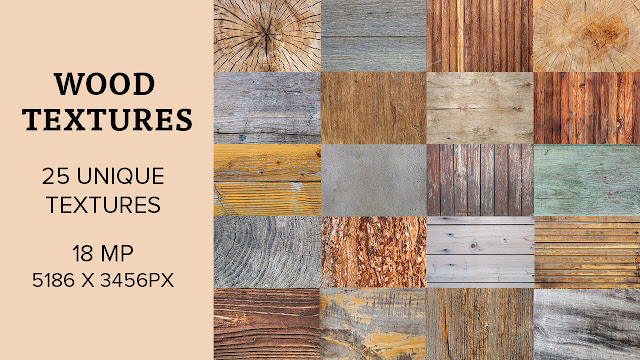 Unique Wood Textures Available on Creative Cloud Exchange