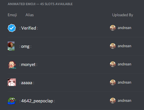 animated emoji discord