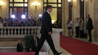 كارلس بيجيدمنت- رئيس كتالونيا