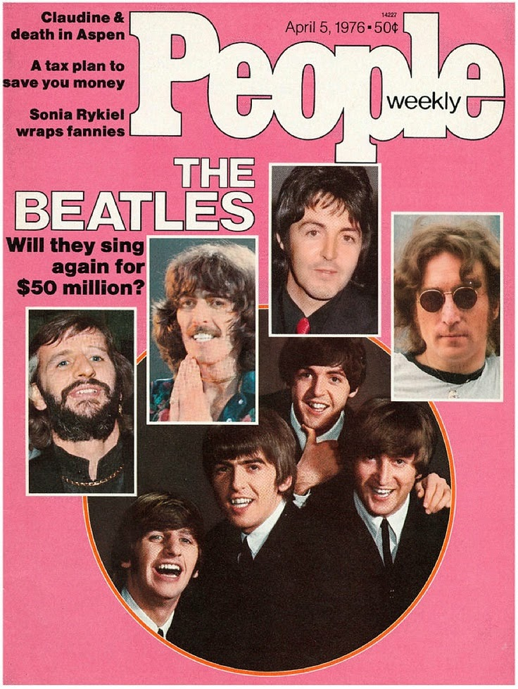 The Daily Beatle: The Beatles reunion rumours