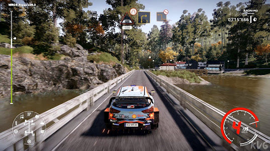 WRC 9 Review game snapshot