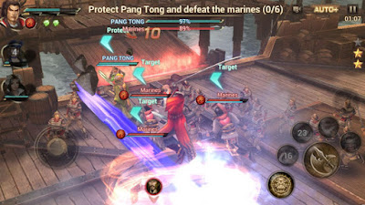 Dynasty Warriors: Unleashed Mod Apk Latest