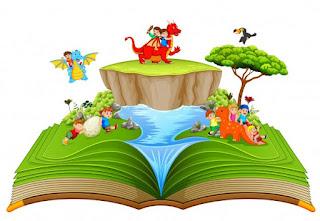 Aprenda a fazer um recurso maravilhoso para contação de histórias