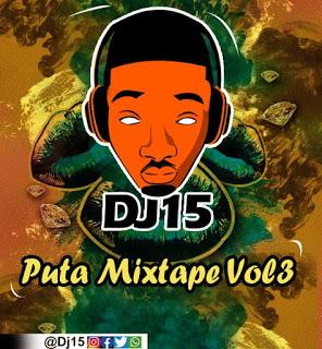 Mixtape - DJ15 X Citynobs (PUTA) MIXTAPE VOL3