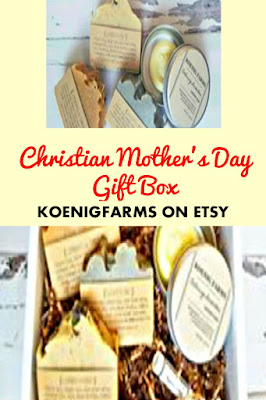 Christian Mothers Day Gift Box from KoenigFarms on Etsy