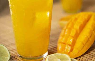 هل عصير المانجو بالزنجبيل ينحف