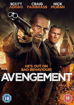 Avengement [2019] [DVDR] [NTSC] [R4] [Subtitulado]